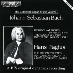 J.S. Bach - Complete Organ Music, Vol.9