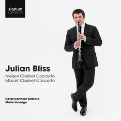 Nielsen: Clarinet Concerto - W.A. Mozart: Clarinet Concerto