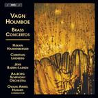 Holmboe - Brass Concertos
