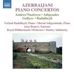 Azerbaijani Piano Concertos