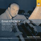 Krenek: Piano Music, Vol. 2