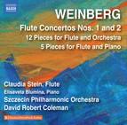 Weinberg: Flute Concertos & Other Works