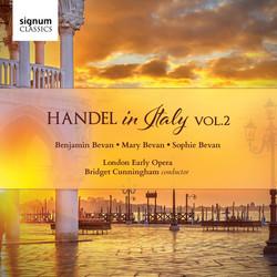 Handel in Italy Vol. 2