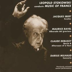 Stokowski Conducts Music of France