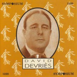 David Devries (1904-1931)