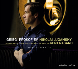 Grieg - Prokofiev: Piano Concertos
