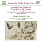 Chen / He: The Butterfly Lovers Violin Concerto