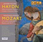 Haydn, M.: Missa Sanctae Ursulae / Mozart, W.A.: Ave Verum Corpus / Regina Coeli