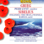 Grieg: Peer Gynt Suites / Sibelius: Finlandia / The Swan of Tuonela / Karelia Suite