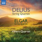 Delius & Elgar: String Quartets