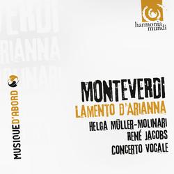 Monteverdi: Lamento d'Arianna