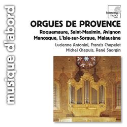 Orgues de Provence