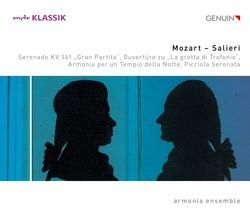 Mozart & Salieri: Works