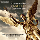 Victoria Borisova-Ollas - Angelus
