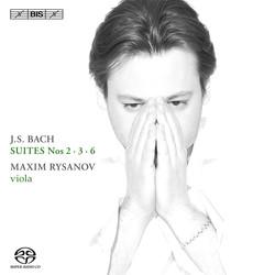 Maxim Rysanov plays Bach Suites II