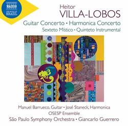 Villa-Lobos: Works