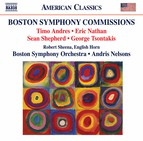 Boston Symphony Commissions