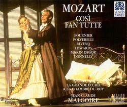 Mozart, W.A.: Cosi Fan Tutte [Opera]