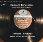 Hermann Scherchen Conducts Trumpet Concertos