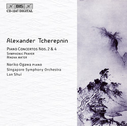 Tcherepnin - Piano Concertos Nos. 2 & 4