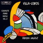Villa-Lobos - Complete Piano Music, Vol. 2