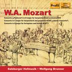Mozart: Piano Concerto Nos. 3 and 8 / Piano Concerto in D Major