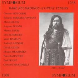 Rare Recordings of Great Tenors (1902-1930)