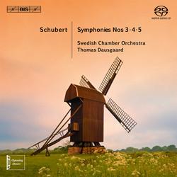 Schubert - Symphonies 3, 4 & 5