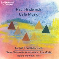 Hindemith - Cello Music