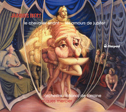 Ibert: Le chevalier errant & Les amours de Jupiter