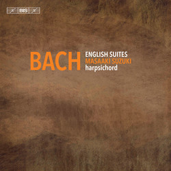 Johann Sebastian Bach – English Suites
