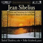 Sibelius - Music for Cello and Piano