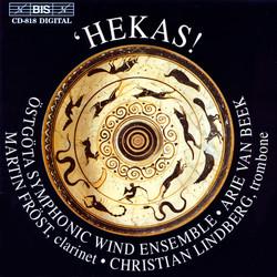 Hekas! - Östgöta Symphonic Wind Ensemble