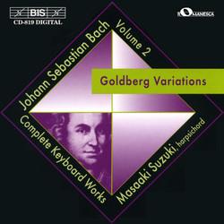 J.S. Bach - Goldberg-Variations (Clavierübung IV, BWV 988)