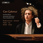 Can Çakmur – Piano Recital