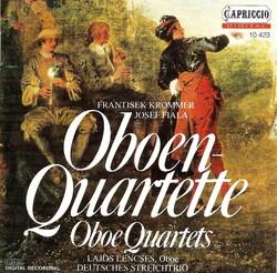 Oboe Quartets - Fiala, J. / Krommer, F.