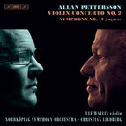 Allan Pettersson - Violin Concerto & Symphony No.17 (fragment)
