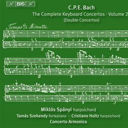 C.P.E. Bach – Keyboard Concertos, Volume 20