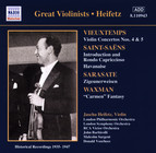 Vieuxtemps: Violin Concertos Nos. 4 and 5 (Heifetz) (1935-1947)