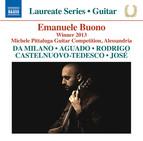 Guitar Recital: Emanuele Buono