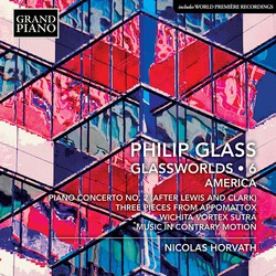 Glass: Glassworlds, Vol. 6