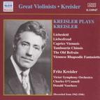 Kreisler: Kreisler Plays Kreisler (1942-1946)