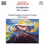 Arnold: Symphonies Nos. 3 and 4