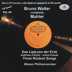 LP Pure, Vol. 28: Bruno Walter Conducts Mahler (Recorded 1952)
