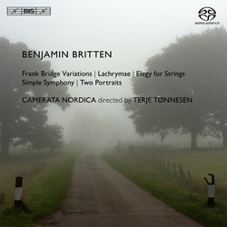 Britten – Works for String Orchestra