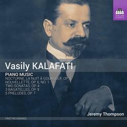 Kalafati: Piano Music