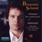 Vivaldi: The 4 Seasons / Paganini: Violin Concerto No. 1