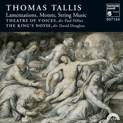 Thomas Tallis: Lamentations, Motets & String Music