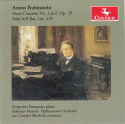Rubinstein: Piano Concerto No. 2 & Suite, Op. 119