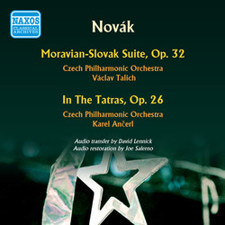 Novak: Moravian-Slovak Suite - In the Tatras